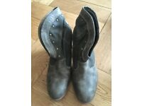 Size 3 Ladies Ankle Boots