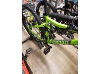 Voodoo mountain bike 500 if gone this weekend