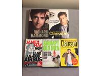 Five Top Gear related books