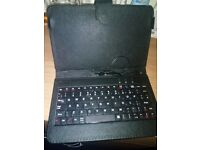 "GoTab Case / USB Keyboard For 7"" Inch Tablet"