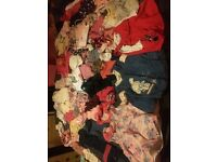 Over 100 items girls clothes 3mths to 2 yrs