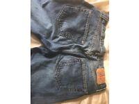 Women's Levi 501 jeans 32W x 32L