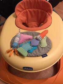 Chicco Paint Baby Walker