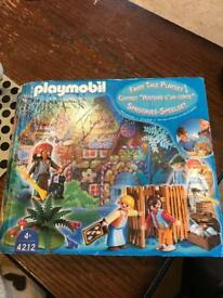 Playmobil Magical woods play set. BOXED
