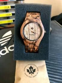 Woodwatch zebra wood 45mm
