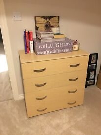 FREE Lovely chest of drawers - x 4
