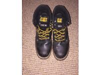Caterpillar Boots Black