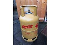 Gas Bottle / Cylinder - Empty 13 kg Flo Gas.