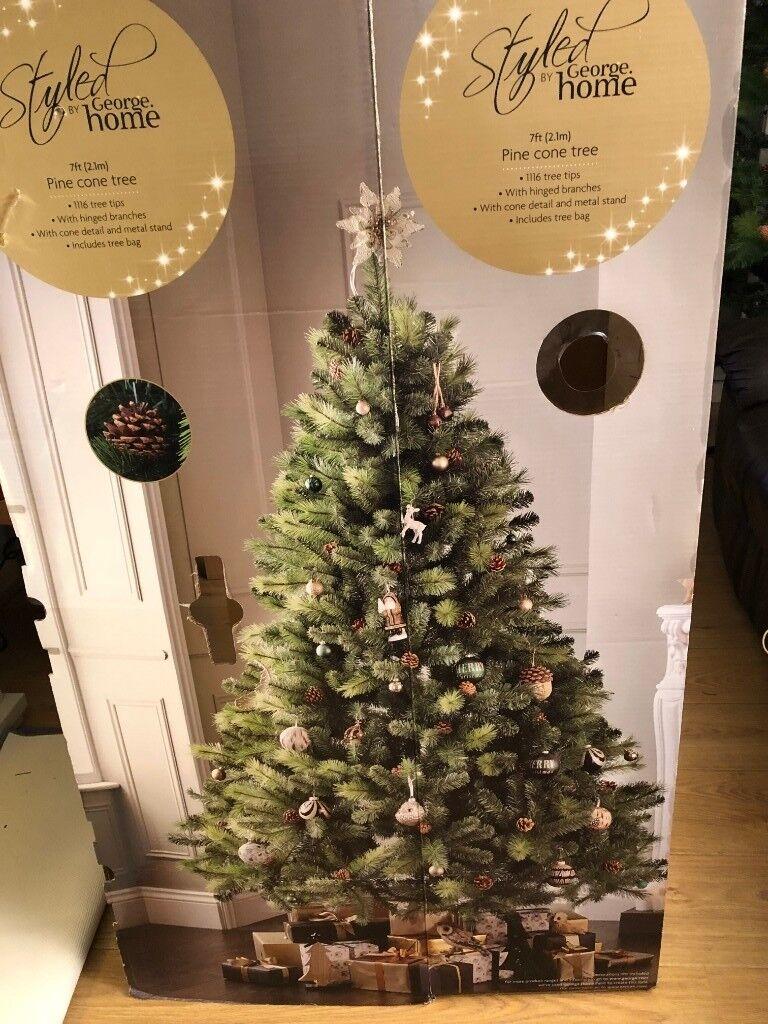 For Sale Brand New 7ft Asda Christmas Tree