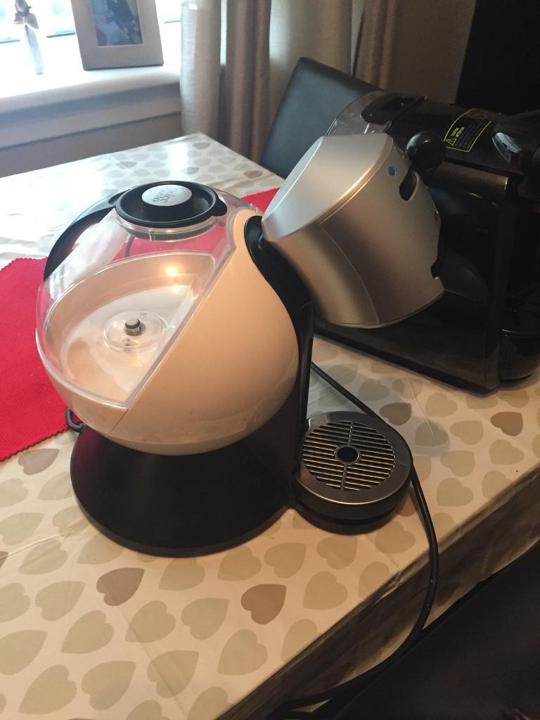 KRUPS -Dolce Gusto Nescafé