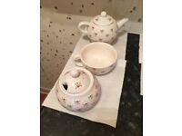 Teapot /teacup / bowl