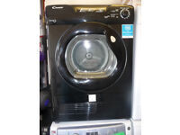 Candy 9 KG - Condenser Tumble Dryer in Black