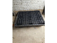 plastic pallets 1200 mm x1000 mm and 1200mm x 800 mm