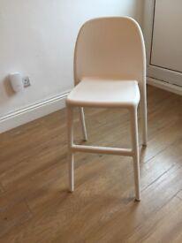 IKEA URBAN Junior Chair White