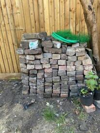 Garden bricks FREE