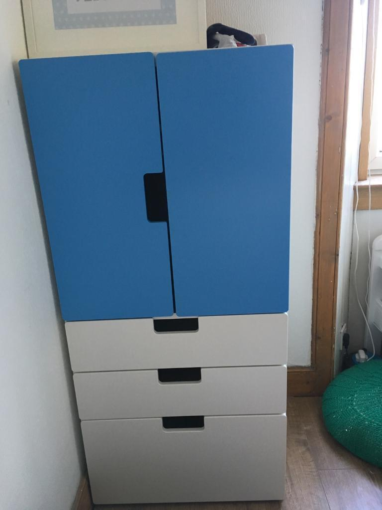 Ikea Stuva Children S Wardrobe In Leith Edinburgh