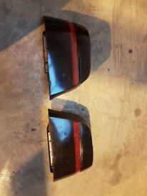 BMW e39 genuine tined rear lights pre facelift model with bulbs