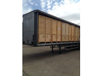 INDUSTRY STANDARD TRAFALGAR AND SIMILAR CONTAINERS FOR FURNITURE STORAGE