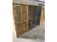 Bespoke dog kennels made to order