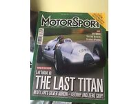 Motorsport Magazines - 25 Years 1981 - 2006
