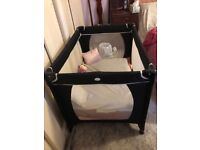 Baby Travel Cot very good condition for sale