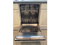Bosch 2010 integrated dishwasher