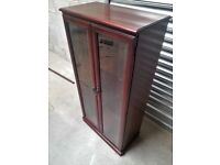 Good condition cabinet, furniture clear glass