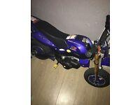 Mini motorcross 50cc
