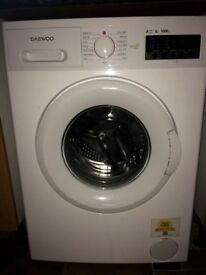 Daewoo washingmachine 3 months old!!!!!