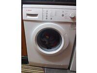 Bosch Washing Machine as good as new WAE
