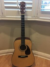 Fender Squier 20th Anniversary Acoustic GUITAR for sale!