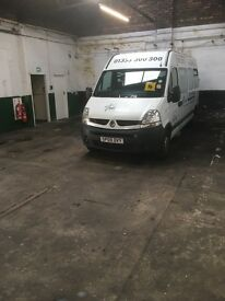 Renault 16 seater mini bus for sale