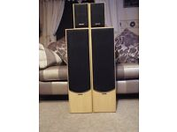 SPEAKERS FOR SALE X 4 - ACOUSTIC SOLUTIONS