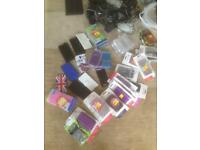 Joblot of mixed phone cases
