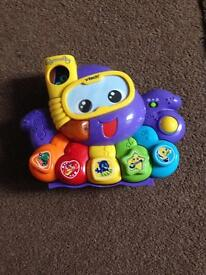 Vtech octobubble bath toy