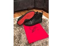 Men's christian louboutin shoes brand new size uk 8