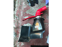 honda integra type r dc5 parts clear out radiator exhaust intake