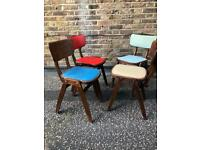 1950-60s Cafe / Bar chairs
