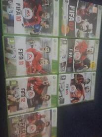 Xbox 360 Fifa 07- FIFA 13