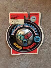Very rare micro wheels road racers pack