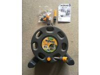 Hozelock 30m Compact Reel with 25m Hose & Accessories
