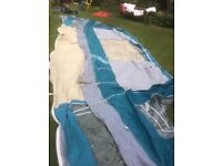 Harrison Ashton awning used item in very good condition