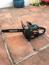 Oregon 14 inch chainsaw