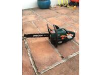 Oregon 14 inch chainsaw