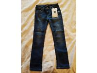New (with tags) Girls armani jeans