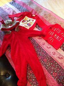 Baby girls xmas bundle