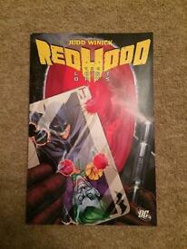 Batman red hood the lost days