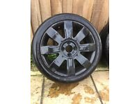 Renault Clio 182 sport alloys wheels