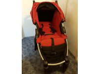 Britax B-Motion Pushchair - Flame Red