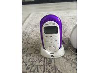 BT Digital Baby Monitor & Pacifier